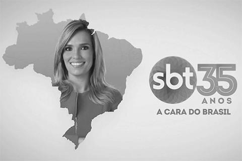 SBT - A Cara do Brasil P&B